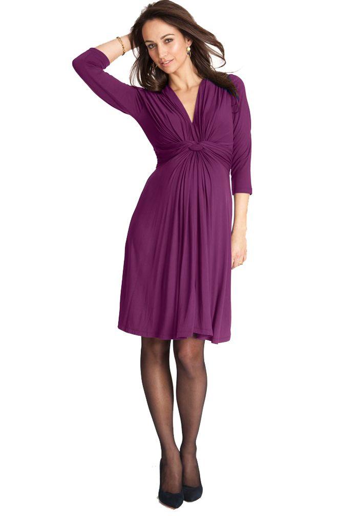 The 25  best Purple maternity dresses ideas on Pinterest | Lace ...
