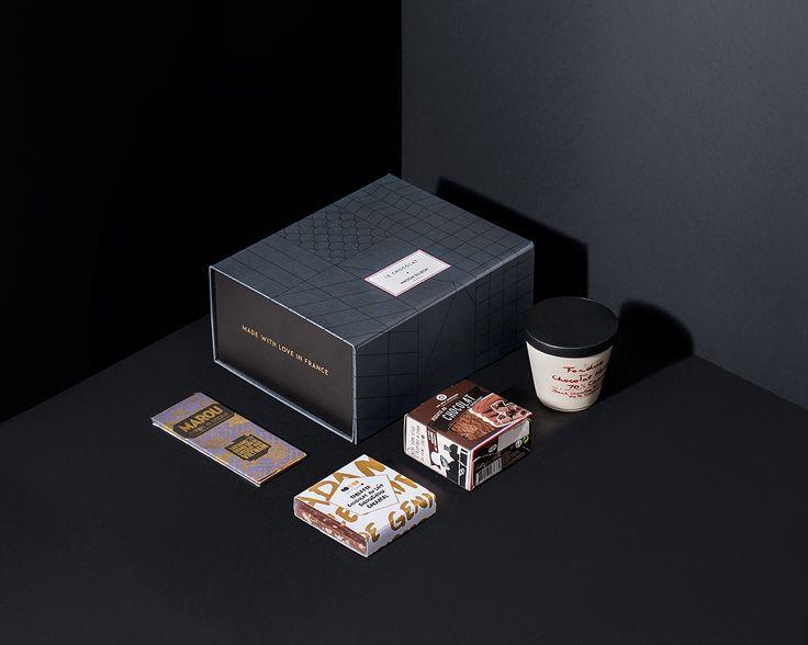 [Maison du Bon Chocolat Gift box] Present / Cadeau / プレゼント / 引き出物 / 結婚式 / お中元 / お歳暮 / 母の日 / ウェディング / お返し / 送別品/Wedding/パッケージ/フランス/パリ/France/Paris/Pacage//ギフトセット