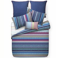 pillow and doona cover + cushions $60