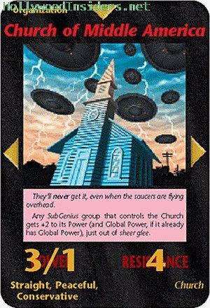 Illuminati: The game of conspiracy Page 18