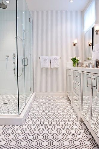 THESE tiles!! ▇ #Home #Design #Decor via - Christina Khandan on IrvineHomeBlog - Irvine, California ༺ ℭƘ ༻