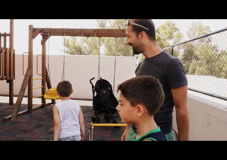 In the playground...#CME4K Sadece çocuklar (Okul Oncesi - Ilkokul - Ortaokul) için İngilizce dil kursu İzmir
