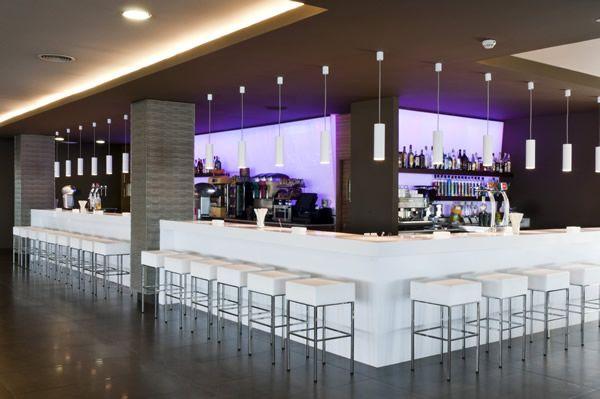 Hotel Augustus - Cafetería