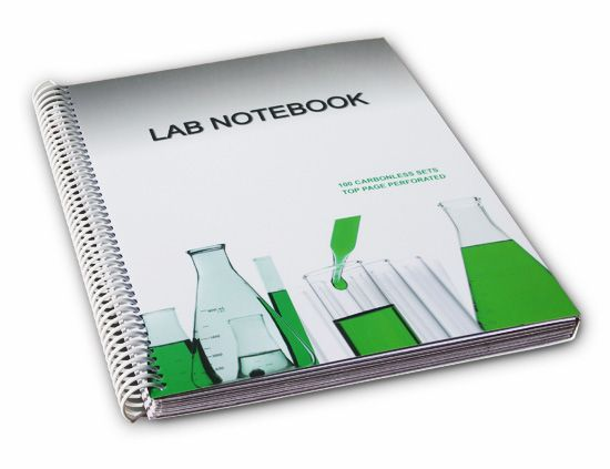 What is a lab notebook