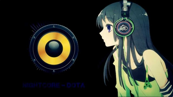 Nightcore - Dota [Bassboosted]