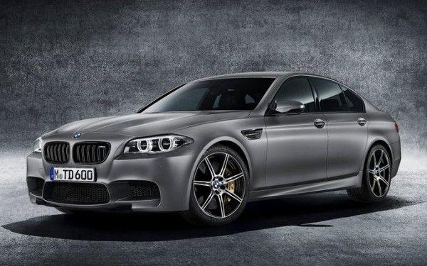 2014 BMW M5 30 Jahre M5 Images 600x375 2014 BMW M5 30 Jahre M5 Review