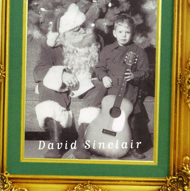 David Sinclair - Acoustic Christmas, Black