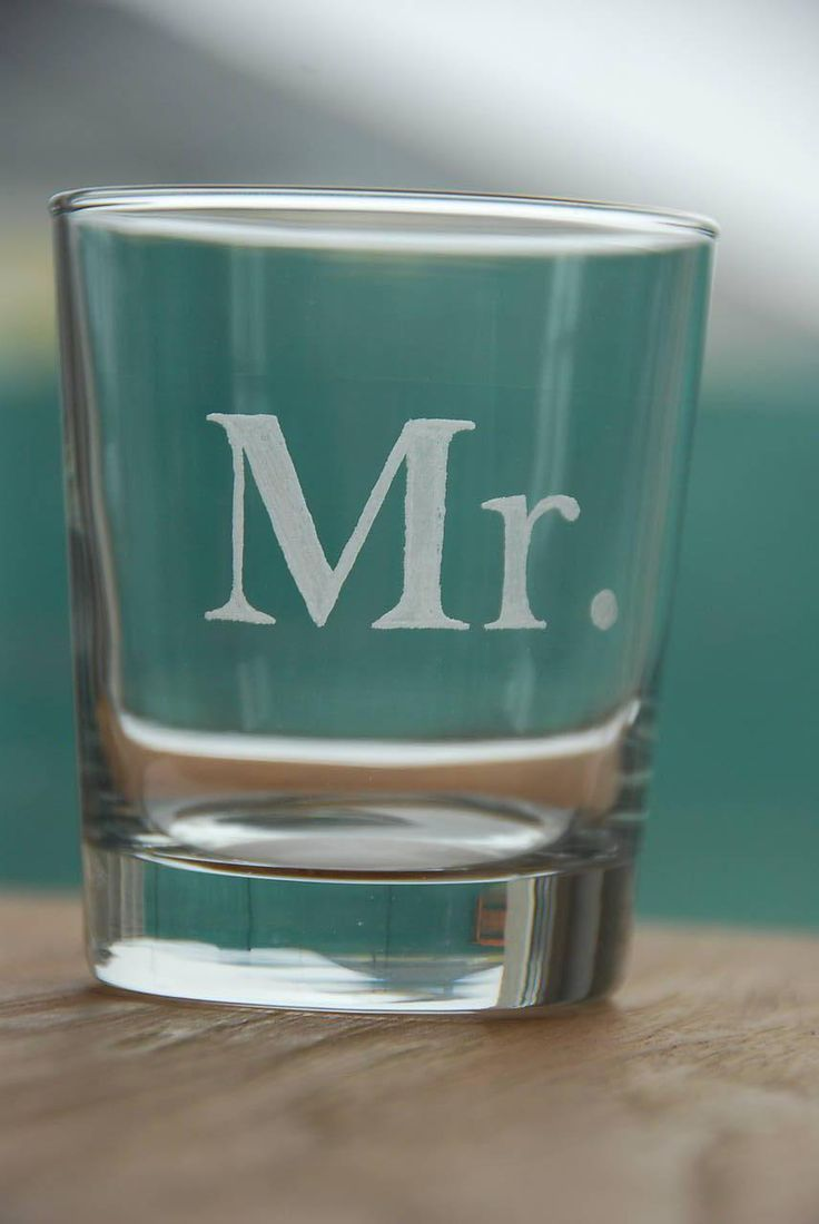 Nádoby - Gravírované poháre Mr & Mrs - 7753177_