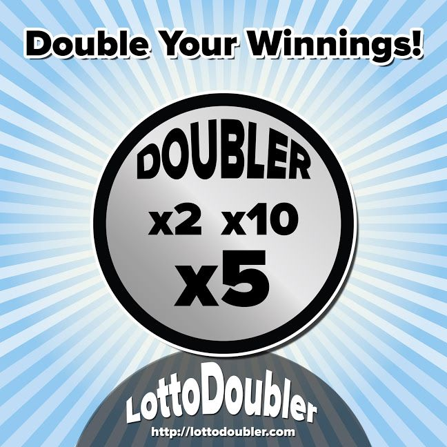 Double Your Winnings! Win up to 10 times! x2, x5, x10  It's all about the doubler!  Lotto Doubler instant lottery   Blog http://blog.lottodoubler.com/2015/08/double-your-winnings-its-all-about.html   Twitter  https://twitter.com/lottodoubler/status/628853516564602880   Facebook https://www.facebook.com/lottodoubler   Website http://lottodoubler.com   #suddenly #millionaire #scratch #scratchtickets #scratchgames #lotto #doubler #double #lottery #lottodoubler