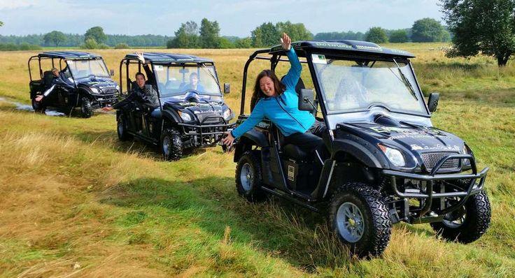 Drenthe heeft er een nieuwe unieke attractie bij. Op 1 september is Eko-tours van start gegaan vanuit Exloo. Eko-tours verzorgt excursies met 100% elektrische auto's midden in de natuur. Door de unieke samenwerking met Staatsbosbeheer mogen de Eko-explorers rijden op bos- en zandpaden en zo op de mooiste plekken komen in de bossen rondom Exloo.  Lees verder op onze website.