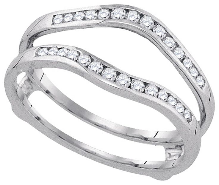 863 best Wedding Ring Enhancers images on Pinterest