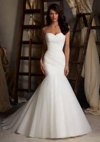 vestidos de novia sirena - Buscar con Google