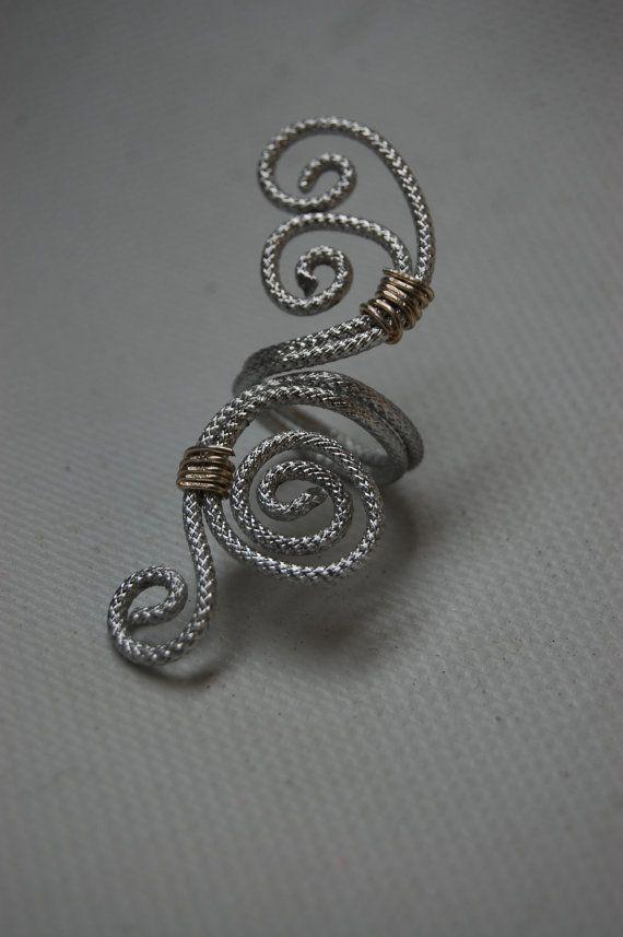 Guarda questo articolo nel mio negozio Etsy https://www.etsy.com/it/listing/253483287/anello-in-alluminio