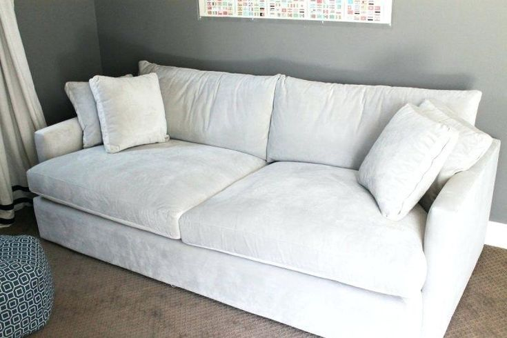 Deep Seated Sofa Most Comfortable Couch Cheap Sectional Sofas