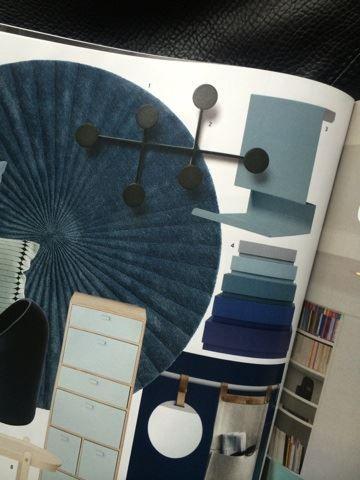 Ledge:able shelf in Danish Interior Magazine RUM - Anne Linde