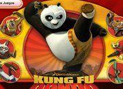 Kung fu panda colorear