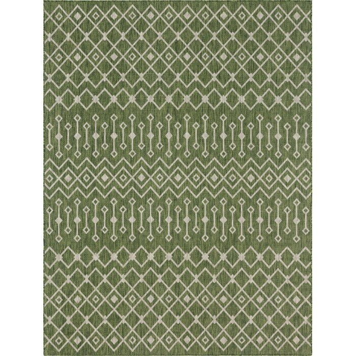 Best Adley Green Beige Indoor Outdoor Area Rug In 2020 Area 400 x 300
