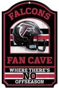 Falcons Fan Cave