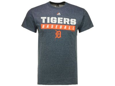 Detroit Tigers Majestic MLB Men's Proven Pastime T-Shirt
