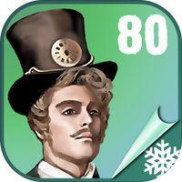 Crisp App Studio「80 日間世界一周 - 無料ゲーム - アイテム探しアドベンチャー 隠されたオブジェクト」