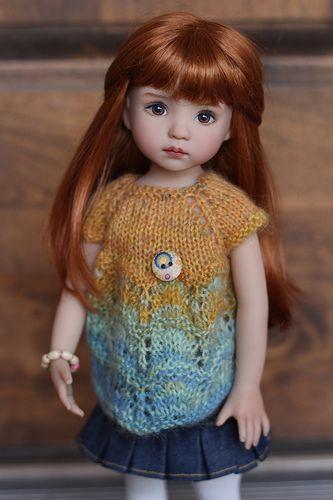 Alyssia Kaye as a Redhead:
