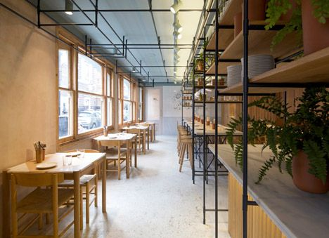 OPSO Restaurant By K Studio References Old Athenian Eateries Campus UniversityHigher EducationMiddle