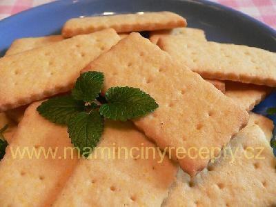 Obyčejné sušenky