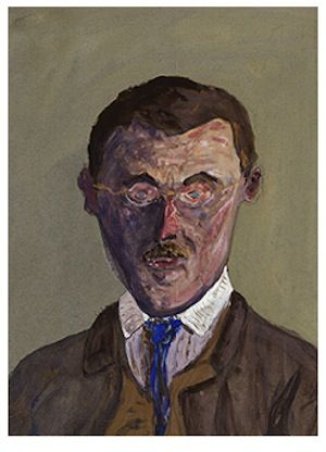 The Fascinating Self-Portraits of 20 Famous Authors