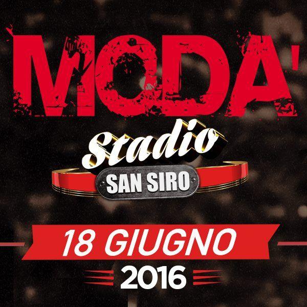Live @ Stadio San Siro – 18 giugno 2016: prevendite da domani!   ♡♥♡♥ ARRIVERA'....