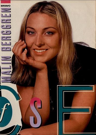 Malin Berggren (Ace of Base)