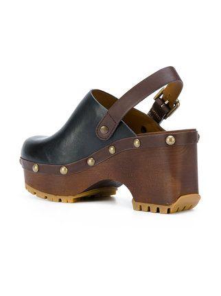 2cb22ddbdc See By Chloé Tasha clogs | Clogs | Clogs, See by chloe, Shoes