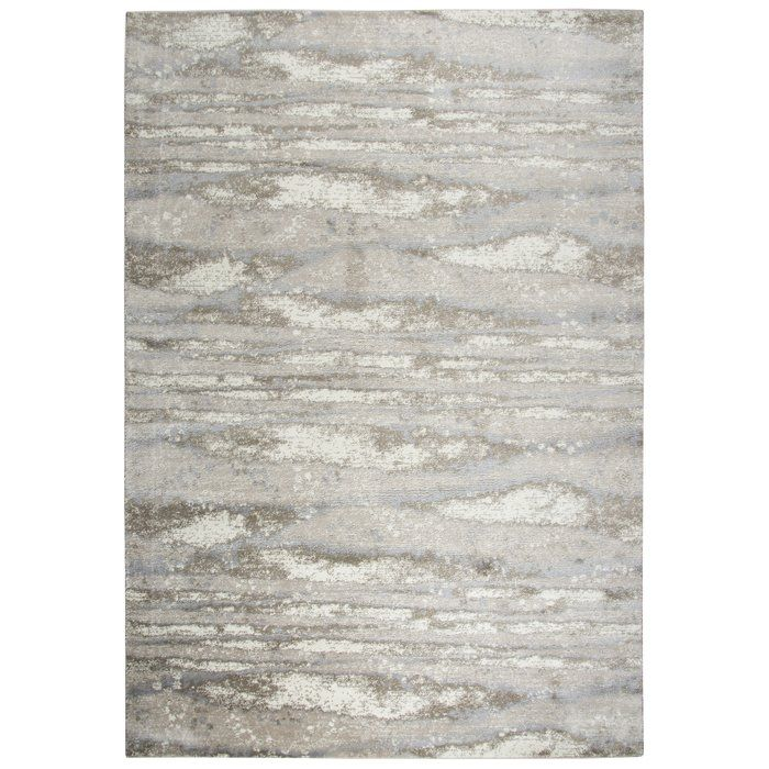 Foundstone Brett Abstract Beige Gray Area Rug Area Rugs Rugs Rizzy Home
