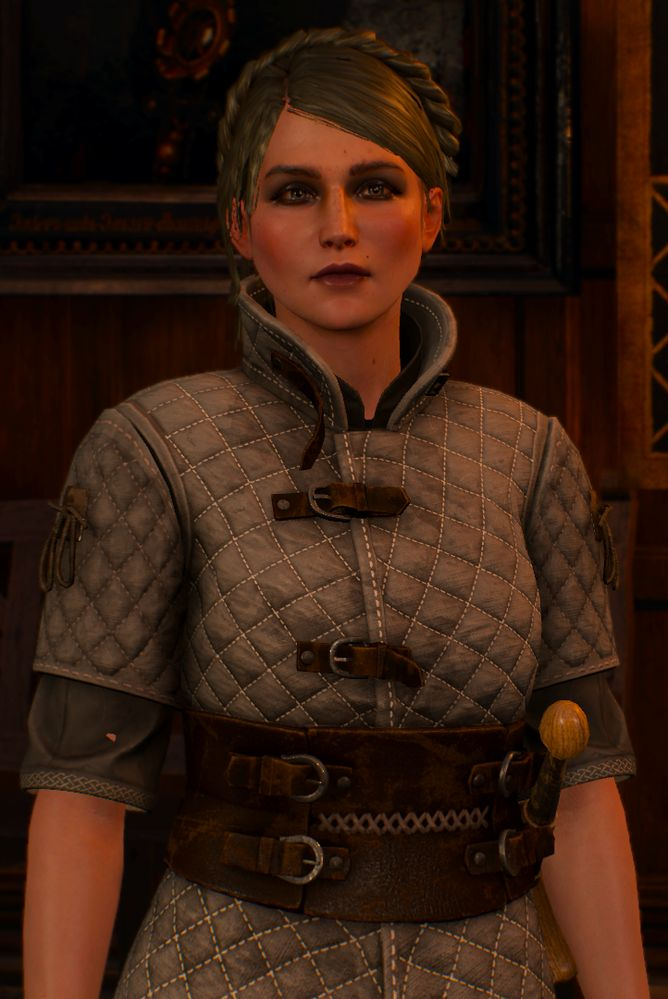 Rosa var Attre is the daughter of ambassador Henry var Attre, the Imperial Nilfgaardian Ambassador to the Free City of Novigrad, and the twin sister of Edna var Attre. Rosa is an avid fencer, and possesses a fair amount of skill as she takes lessons from professional swordsmen and soldiers. It is possible for Geralt of Rivia to provide her with some training during his time in Novigrad. Associated quests Broken Flowers, Fencing Lessons