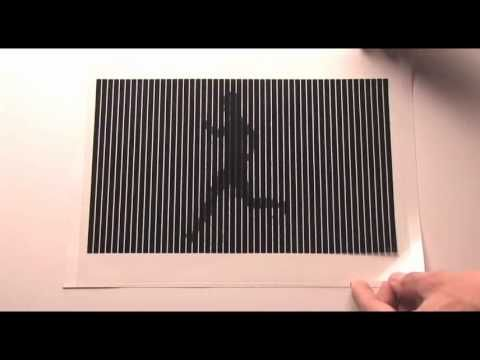 HowTo: Create a Six-Frame Animation with a Single Sheet of Paper - very clever !!!