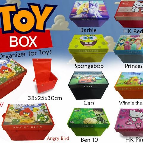 Toy Box :: Aksesoris Online