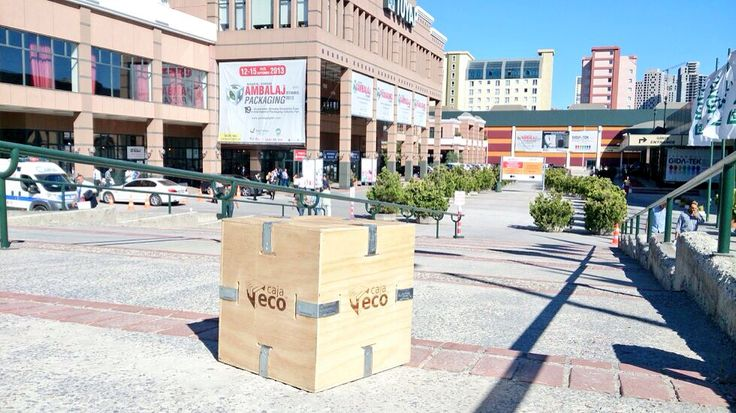 "Feria ""#Eurasia #Packaging #İstanbul"" 2013"