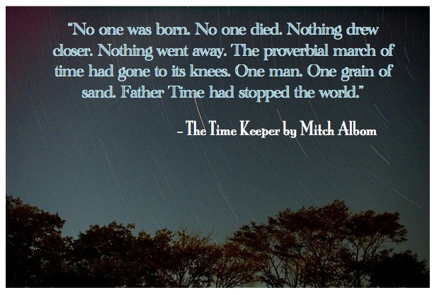 Book World: 'The Time Keeper,' by Mitch Albom, is a waste ...