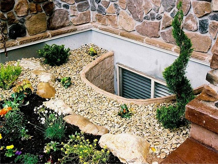 Egress Window Ideas | Basement Window Well | Egress Window Wells | RockWell    Quality Window