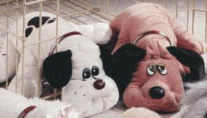 Vintage Pound Puppies from the late 80s Classic Toys from the 80's for kids