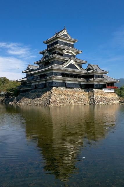 松本城 長野県松本市 #japan #Nagano #Matsumoto
