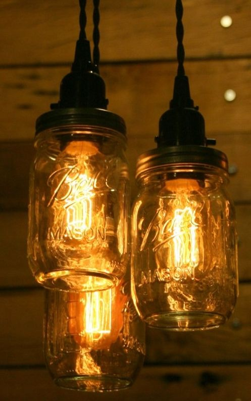 Ball Jar String Lights : 17 Best images about ball jars on Pinterest Jars, Mason jars and Antiques