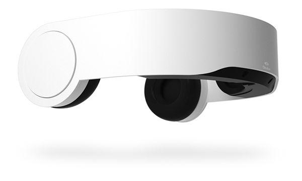 Oculus Rift Concept on Behance