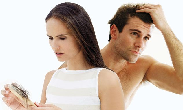 4 Fixes for thinning hair!  Try BioTHIK today to instantly conceal hair loss and thinning hair.