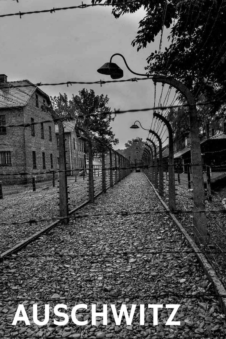 Visiting the Auschwitz and Birkenau Nazi Death Camps, Poland via @travelpast50