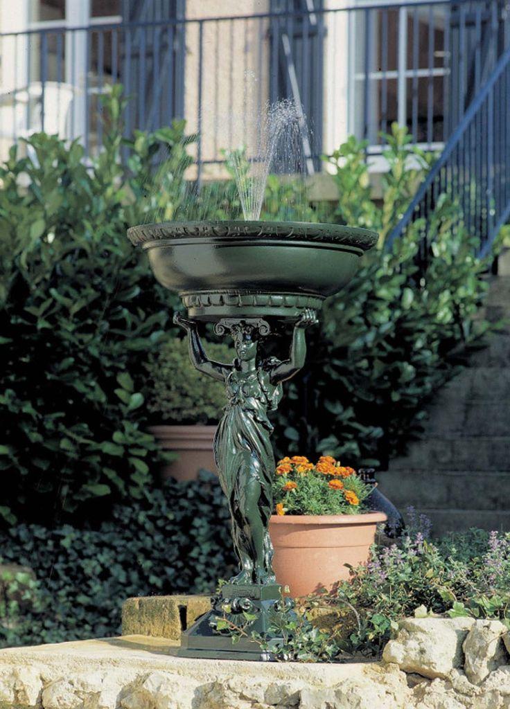 17 best Une fontaine Dommartin dans mon jardin images on Pinterest