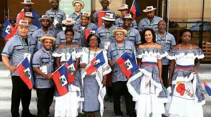 Team Haiti #Rio Olympic Games 2016