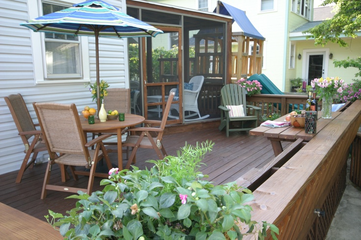 17 Best Images About Deck Makeovers On Pinterest Stains