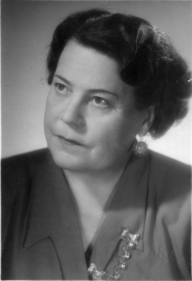 Siiri Angerkoski oli Suomi-komedian naisikoni