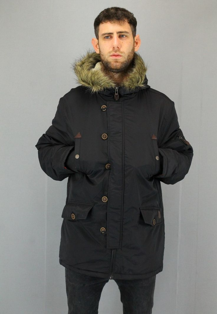 132 best Parka images on Pinterest | Menswear, Clothing and Parka coat