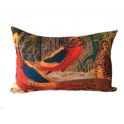Pheasants Cushion
